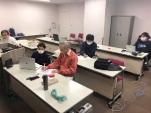 3Dプリンター勉強会の様子の画像